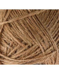 Пряжа Золотое волокно джут 100% джут 100м 50гр