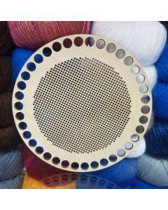 Деревянная заготовка для вышивки 15см