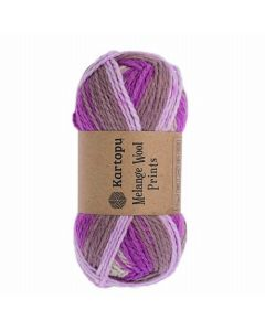 Kartopu Melange Wool Prints