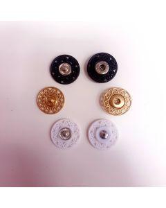 Кнопка декоративная 2*2см