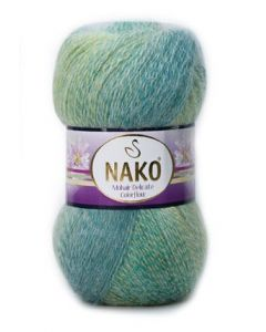 Nako Mohair Delicate Colorflow