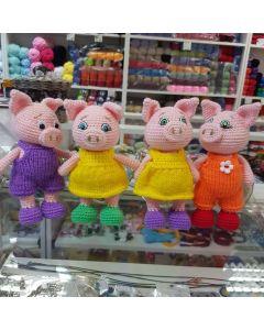 Свинка 15см