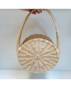 "Плетеная сумочка ""Simple"""