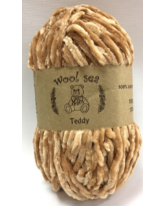 Wool Sea Teddy